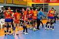 Jornada de las Estrellas de Balonmano 2013 - Selección femenina de España - 08.jpg