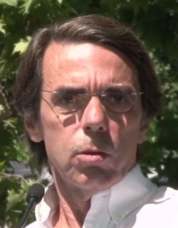 José María Aznar 2015 (cropped)