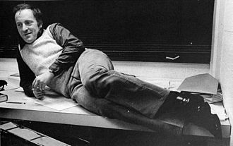 Joseph Brodsky - Brodsky teaching at University of Michigan, c. 1972
