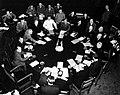 Joseph Stalin, Winston Churchill and President Truman (Potsdam Conference, July 1945).jpg