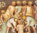 Joseph in the well by Giusto de Menabuoi (Padua baptistery).jpg