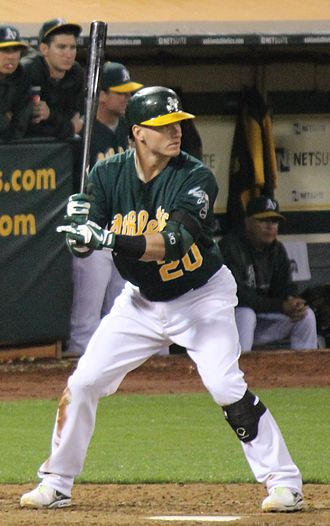 Josh Donaldson - Donaldson with the Oakland Athletics in 2013