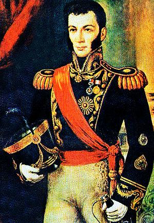 Juan Antonio Álvarez de Arenales - The Argentine general