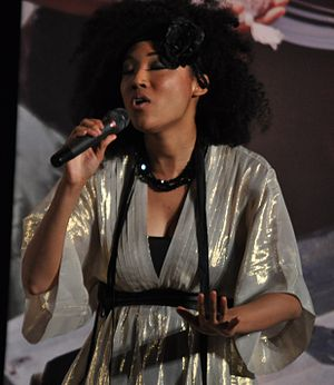 Judith Hill - Judith Hill performing at the 2011 International Women of Courage ceremony