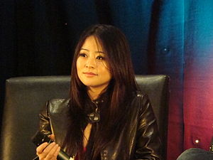 Julia Ling - Ling at the 2010 Starfury T2 Convention