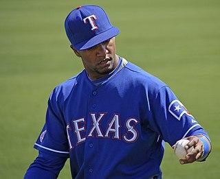 Julio Borbón American baseball player