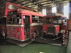 Jurby Transport Museum - geograph.org.uk - 2388917.jpg