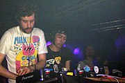 French electro house duo Justice