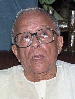 Jyoti Basu Indian politician