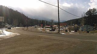 Bailey, Colorado Unincorporated community in Colorado, United States