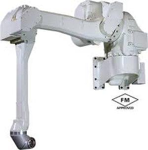 Paint robot - KJ 314