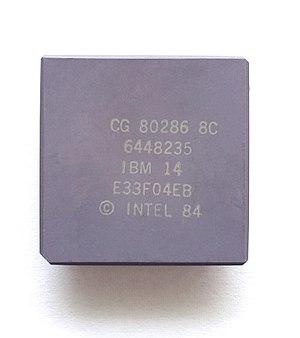Intel 80286 - Wikiwand