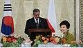KOCIS Korea President Park Poland State Banquet 09 (10470400926).jpg