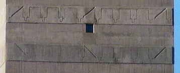 Kaknästornet betonmønstre 2014aa.jpg