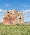 Kalø Slotsruin (Syddjurs Kommune).Forsvarstårn.6.125359.ajb.jpg
