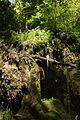 Kalktuffbarre Fleinsbrunnenbach Erms-Tributar Schwaebische-Alb.jpg