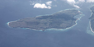 Alor Archipelago - Kangge, one of the smallest islands in archipelago