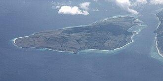 Alor Archipelago - Kangge, one of the smallest islands in archipelago