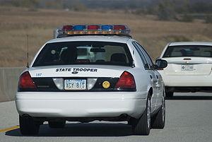 Kansas State Trooper