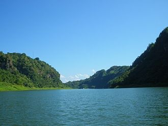 Tourism in Bangladesh - Kaptai Lake, Rangamati