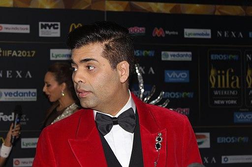 Karan Johar in 2017