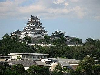 Karatsu, Saga - Karatsu Castle overlooks the city of Karatsu