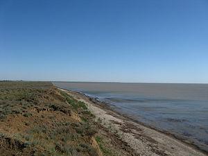 Krasnoperekopsk Raion - Karkinit Bay, Krasnoperekopsky District