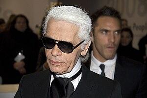 German fashion - Karl Lagerfeld