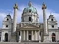 Karlskirche Vienna June 2006 476.jpg