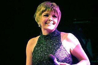 Karrin Allyson American jazz vocalist