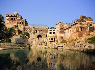 Hindu pilgrimage sites - Katas Raj Temples are said to date from the times of the Mahabharata.