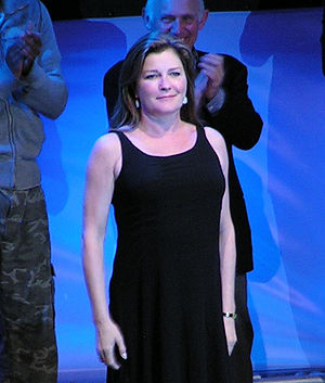 This is a picture (own work) of Kate Mulgrew a...