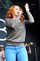 Katy B @ Wellington Square (25 9 2011) (6202562988).jpg
