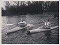 Kayaks on the river Shannon near UL (9421243213).jpg