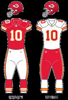 Kansas City Chiefs National Football League franchise in Kansas City, Missouri