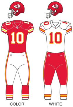 Dresy Kansas City Chiefs