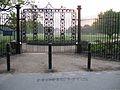 Keble Gate entrance - University Parks, Oxford.jpg