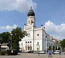 Kecskemét - House of Science and Technics (synagogue).JPG