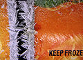 Keep frozen orange juice cans with ice crystals.jpg