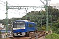 Keikyu 2100 Blue sky train 京急2100形 ブルースカイトレイン (246328365).jpg