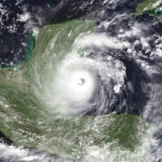 Hurricane Keith Category 4 Atlantic hurricane in 2000