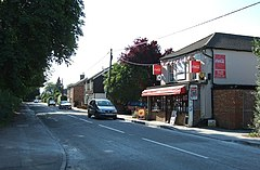 Kensworth and its Village Shop - geograph.org.uk - 193375.jpg