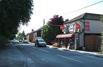Kensworth - Image: Kensworth and its Village Shop geograph.org.uk 193375