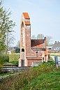 Kerkhof van de Zusters Apostolinnen van de Heilige Jozef van Wetteren, zijaanzicht.jpg