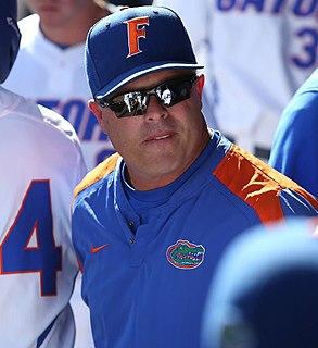 Kevin OSullivan (baseball) American college baseball coach