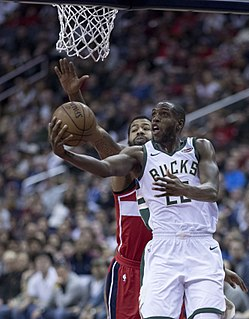 Khris Middleton American basketball player