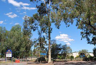 Kialla West Town in Victoria, Australia
