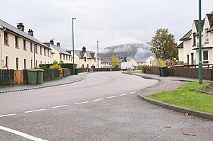 Kilmallie Road, Caol - geograph.org.uk - 2145449.jpg