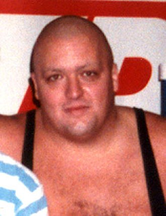 King Kong Bundy - King Kong Bundy in 1995