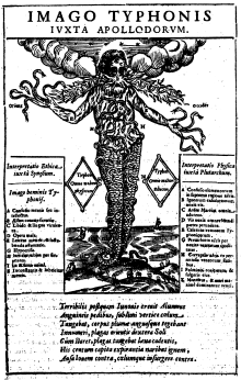 Typhon wiktionary typhon from athanasius kircher oedipus aegyptiacus 1652 fandeluxe Choice Image